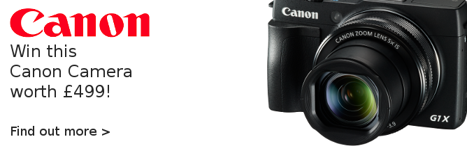 Canon Powershot G1X Offer